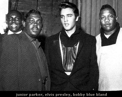 Junior Parker, Elvis, Bobby Blue Bland