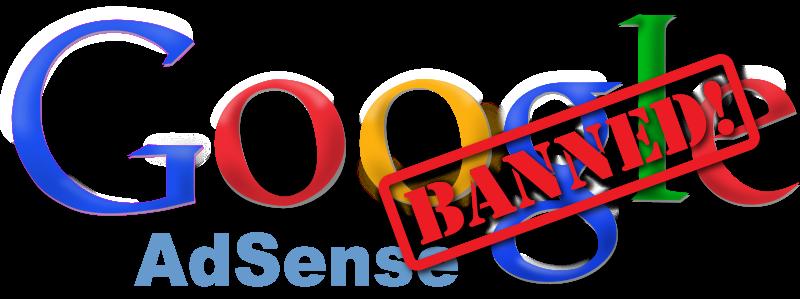 Suka-Duka Gue Selama Blogging | Google Adsense Banned