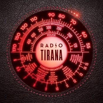 Radio Tirana portada disco