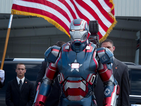 Iron Patriot / War Machine