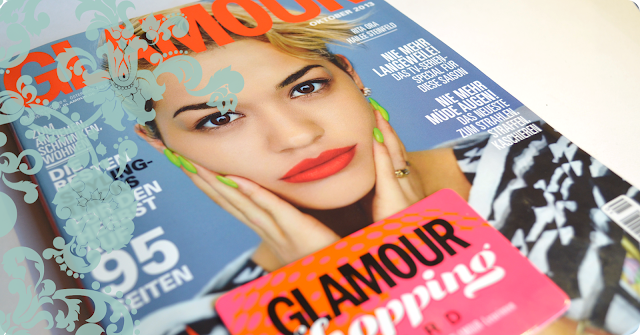 GLAMOUR Shopping-Week Herbst 2013