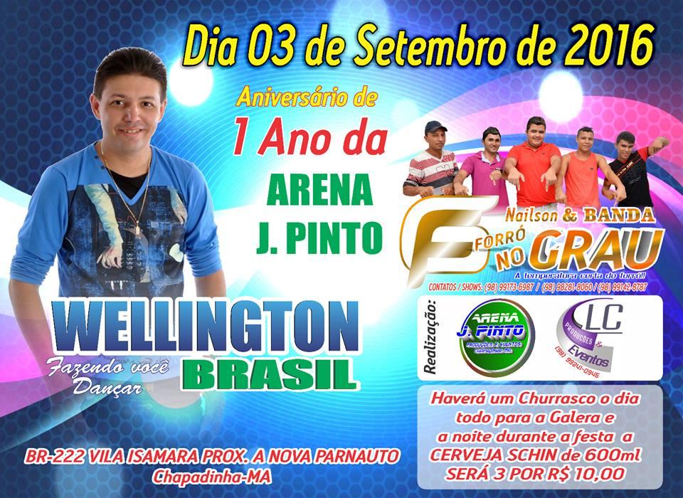 Arena J.Pinto