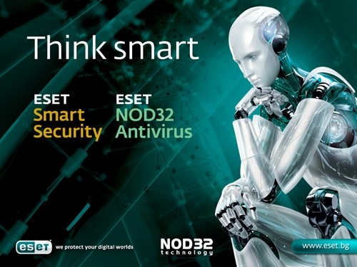 ESET Nod32 Antivirus dan ESET Smart Security