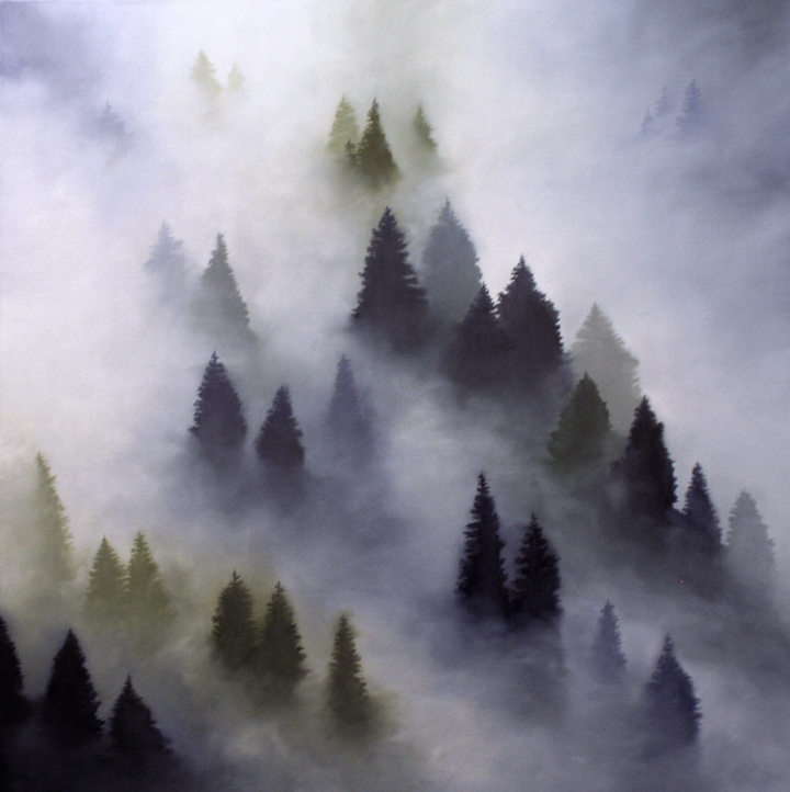 How To Paint Fog And Mist In Oils