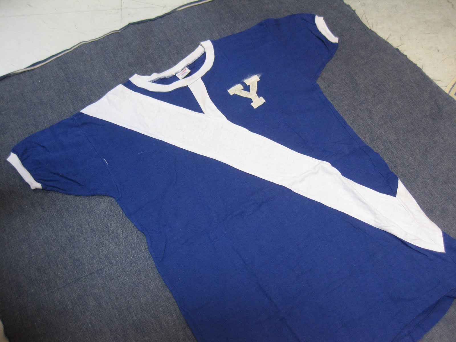 60's YALE UNIVERSITY                BOAT TEAM Tee SHIRTS