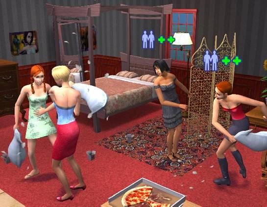 The Sims 2: Vida de universitário PC