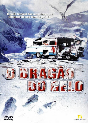 Filme O Dragão Do Gelo   Dublado