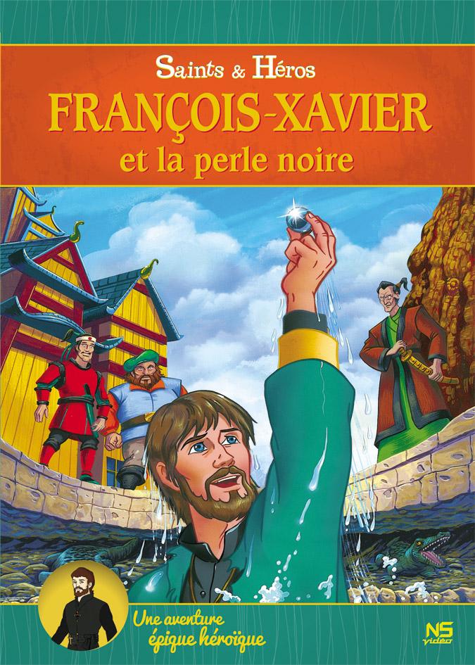 François-Xavier et la perle noire