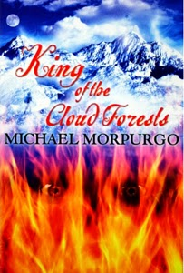 Portada de King of the Cloud Forests de Michael Morpurgo