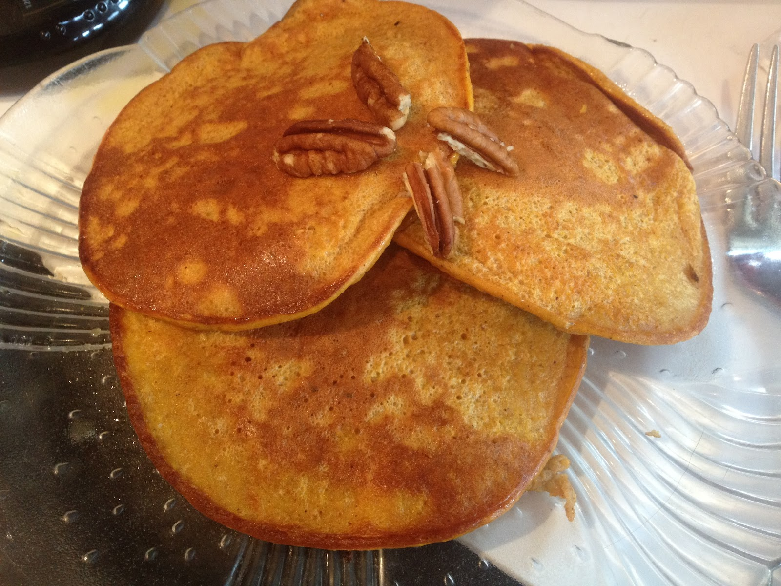 ... Fitness - Fitness. Food. Fun. Life. : Pumpkin Spice Protein Pancakes