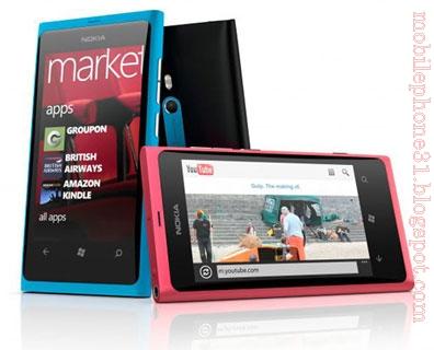 Nokia Lumia 800 Vs Samsung Omnia W