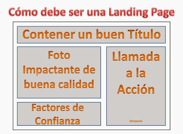 Buena Landing Page