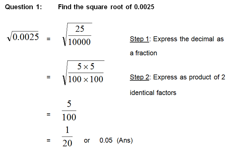 Free Worksheets » Worksheets On Square Roots And Cube Roots - Free ...