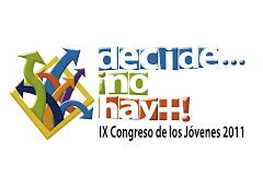 IX Congreso de los jóvenes