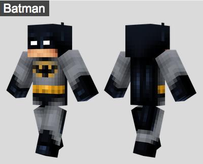 16. Batman Skin