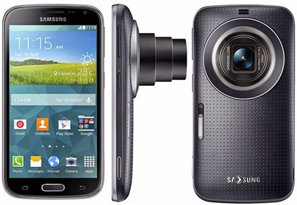 Harga HP Samsung Galaxy K Zoom terbaru 2015