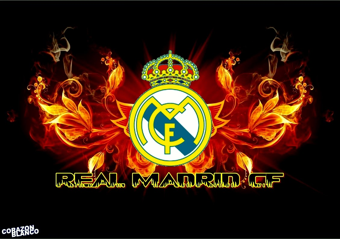 Animasi Bbm Real Madrid | Auto Design Tech