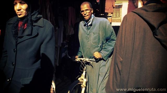 Marrakech-zoco-Morocco