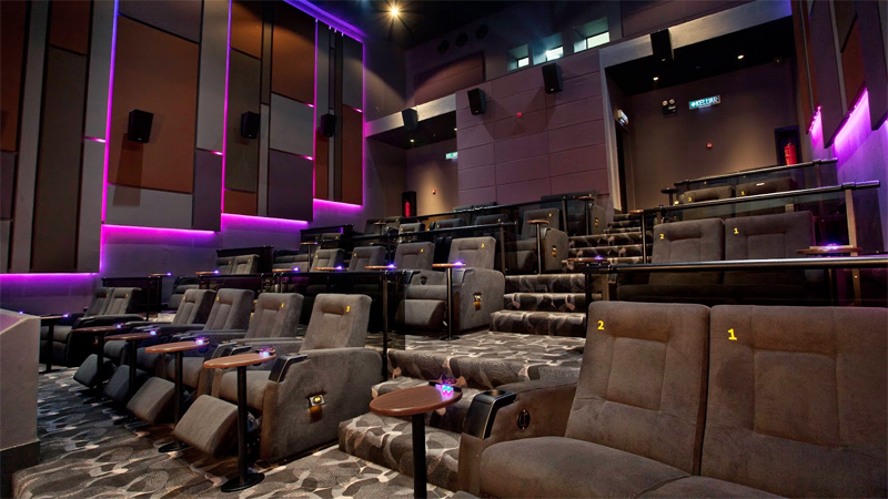 TGV Indulge movie hall