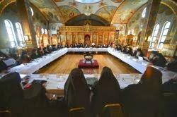 ιερά σύνοδος αρχιεπισκοπής της Αμερικής