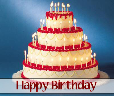 Birthday Cake Pictures With Messages : Happy Birthday Sms, Wishes, Cards, Cakes, Wallpapers ...