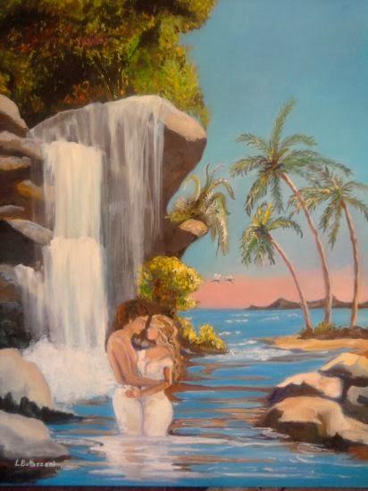 Pintura de Lucia
