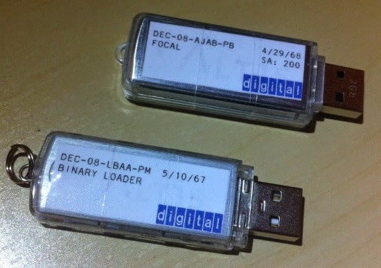 Pen Drives para I/O