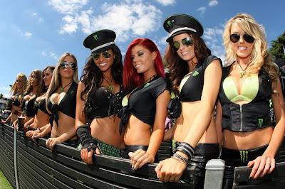 foto hot Cewek-cewek GP Australia
