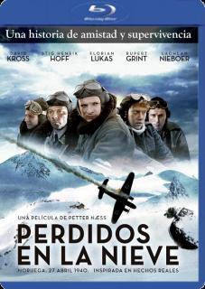 Perdidos En La Nieve (2012) DVDRip Latino