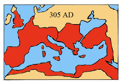 Ghulf Genes The Crusades In Context - Rome map cartoon