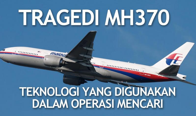 Tekonolgi MH370