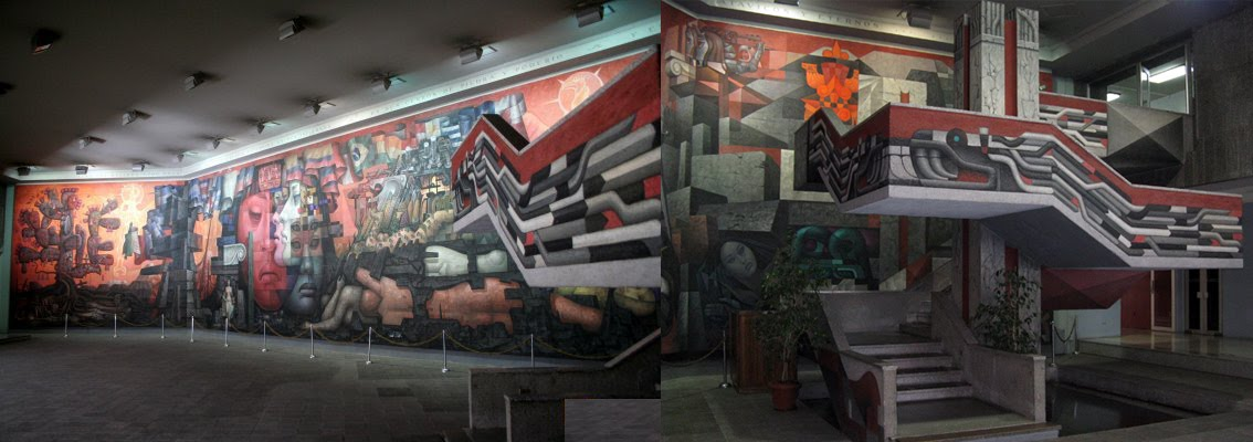 Mexican Muralists Artists of Mexican Muralist Jorge
