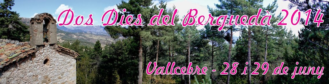 Dos Dies del Berguedà 2014