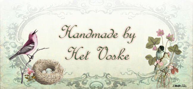 Handmade by Het Voske