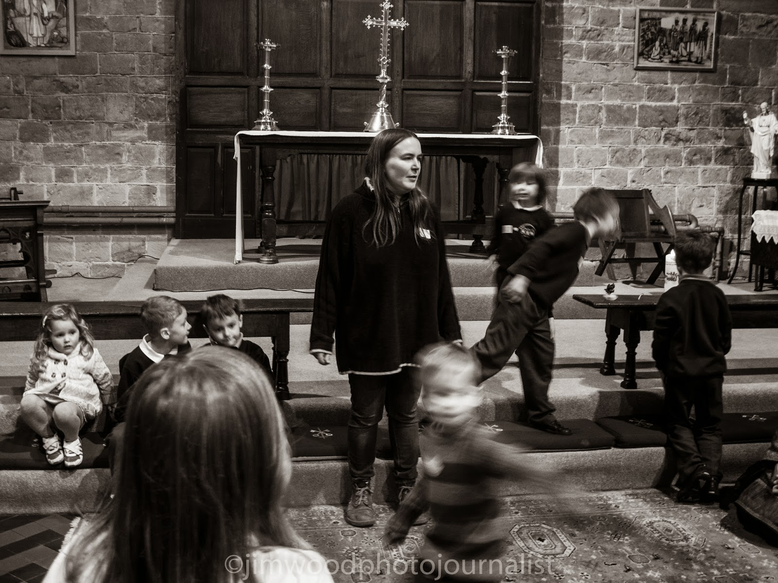 Photophilanthropy @ Messy Church Leominster. Mothers Day 2014.