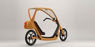 Inilah Sepeda Khusus Untuk Orang Malas [ www.BlogApaAja.com ]