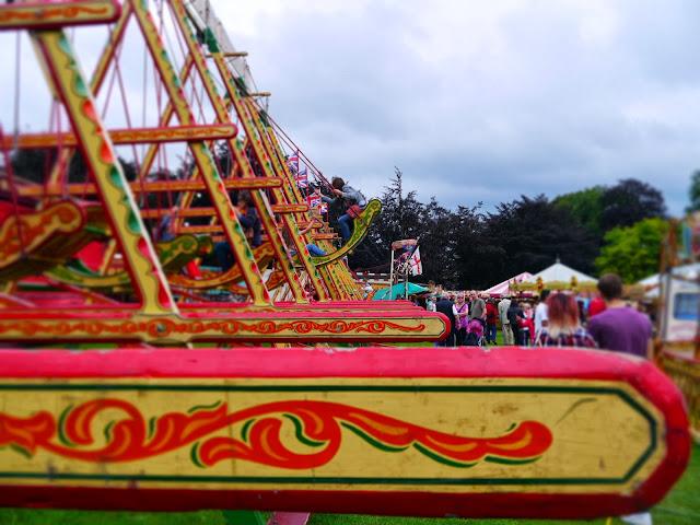 Carters Steam Fair at Bath Victoria Park