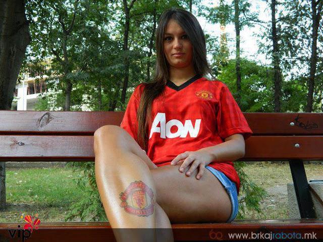 Marija Mihajlova from Republic of Macedonia