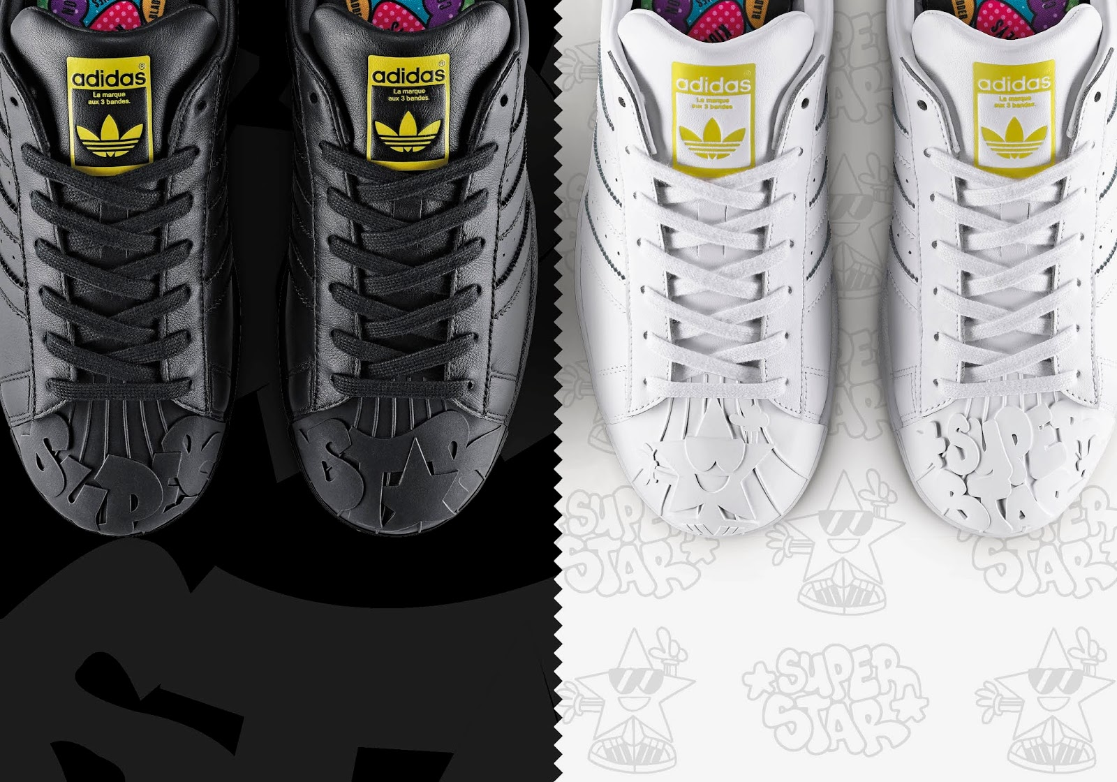 Superstar Supershell , Pharrell & Adidas