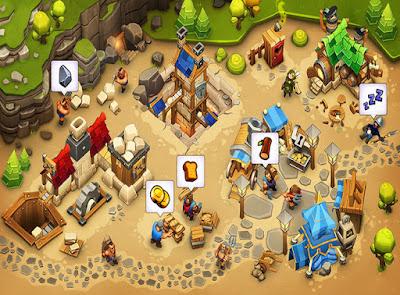 Shadow Kings Game Strategi Perang Kerajaan