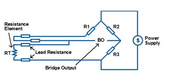 three wire rtd wiring  three  free engine image for user