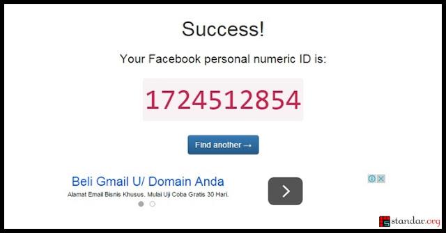 Panduan Mudah Mencari Nomor ID Facebook Selain http://graph.facebook.com/username