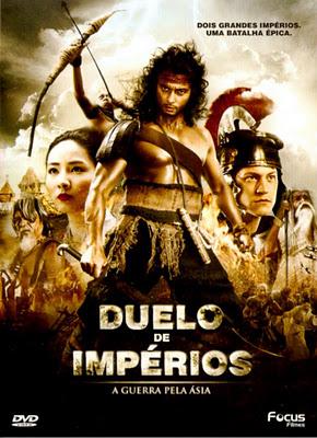 Duelo de Impérios: A Guerra Pela Ásia Dublado