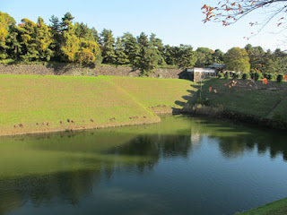 Imperial Palace Moat Tokyo