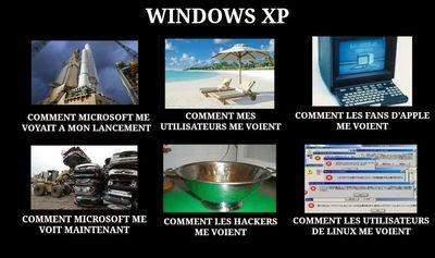 Raiatea bac windows xp la fen tre est cass e for Fenetre windows xp