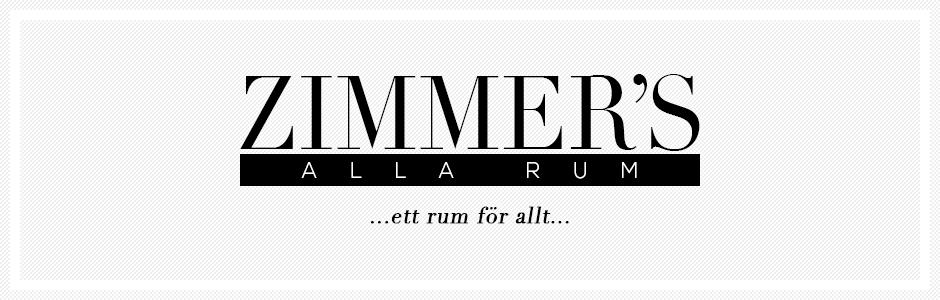 ZIMMER's alla rum...