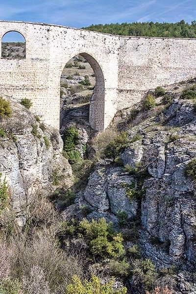 İncekaya Aqueduct  Turkey  Terra Encounters in-depth