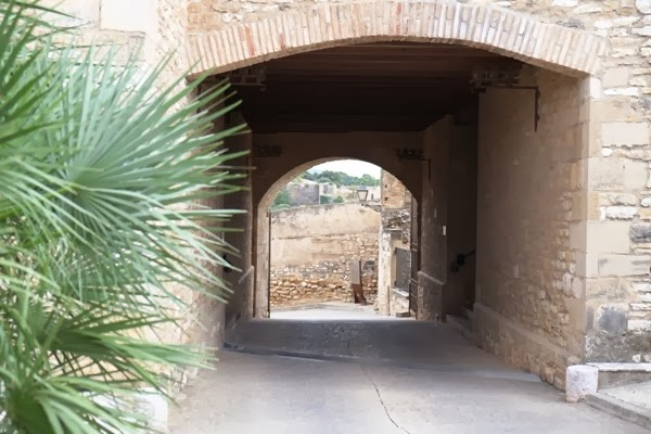 Lugares con encanto Parador de Tortosa Castillo de la Suda Tarragona
