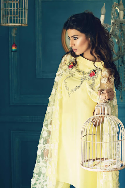 Teena By Hina Butt New Eid-ul-Adha Collection 2015