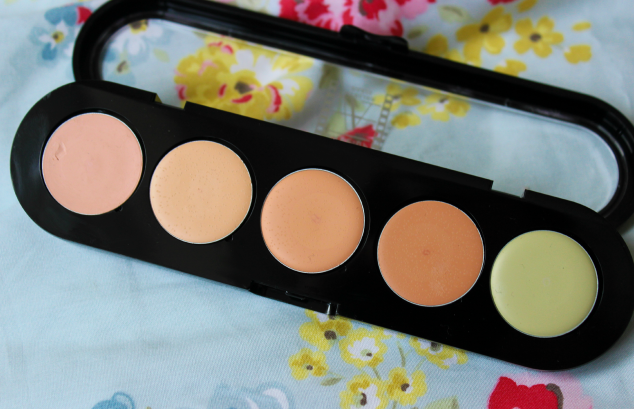 Review | Make Up Atelier Concealer Palette